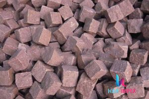 Agra Red Sandstone Cobbles
