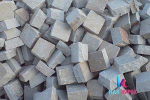 Black Sand Stone Cobbles