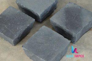 Kaddapa Black Limestone Cobbles