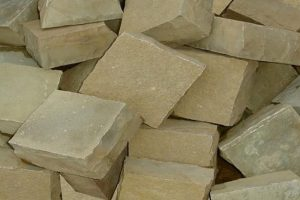 Kota Brown Limestone Cobbles