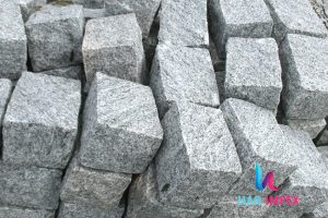 Kuppam Green Granite Cobbles